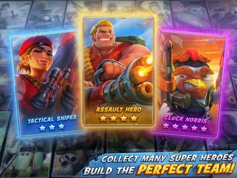 Fieldrunners Attack! captura de pantalla 14