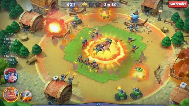 Fieldrunners Attack! captura de pantalla 2
