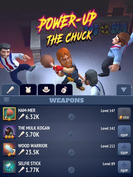 Nonstop Chuck Norris - RPG Offline Dungeon Crawler screenshot 17