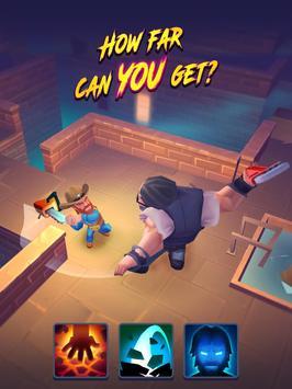 Nonstop Chuck Norris - RPG Offline Dungeon Crawler screenshot 18