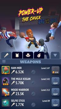 Nonstop Chuck Norris - RPG Offline Dungeon Crawler screenshot 3