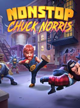 Nonstop Chuck Norris - RPG Offline Dungeon Crawler screenshot 7