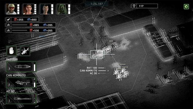Zombie Gunship Survival - Action Shooter स्क्रीनशॉट 5