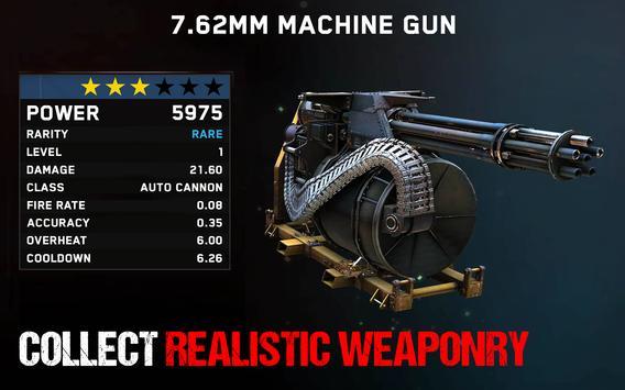 Zombie Gunship Survival - Action Shooter स्क्रीनशॉट 7