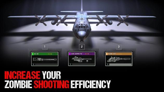 Zombie Gunship Survival - Action Shooter पोस्टर
