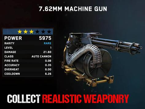 Zombie Gunship Survival screenshot 14