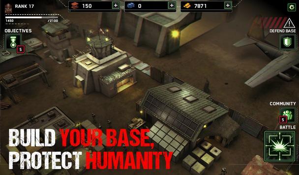Zombie Gunship Survival - Action Shooter स्क्रीनशॉट 14