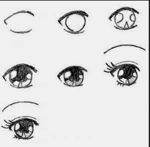 Drawing Anime Eye安卓下载 安卓版apk 免费下载