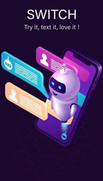 Switch SMS 포스터