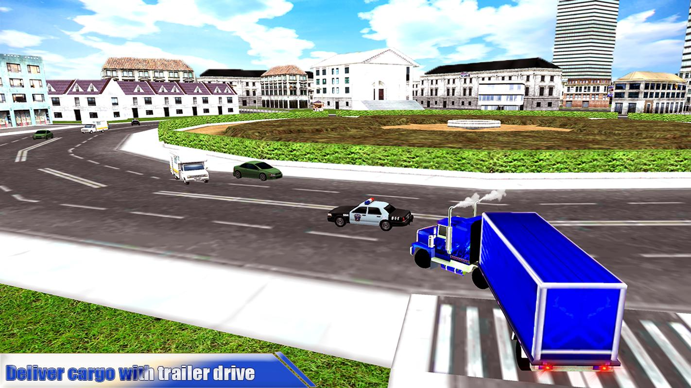 lorry driver games