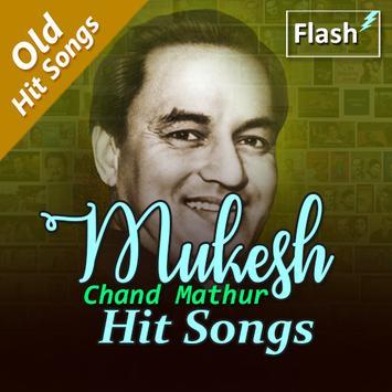 Mukesh Hit Songs poster