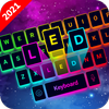 LED Keyboard - RGB Lighting Keyboard, Emojis, Font 圖標