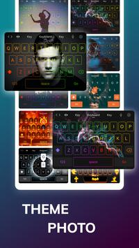 LED Lighting Keyboard - Emoji Keyboard, Fonts, GIF screenshot 17