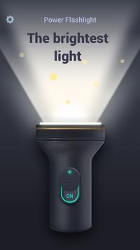 Power Flashlight Poster