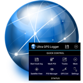 Ultra GPS Logger v3.174 x (Full) (Paid) + (Versions) (8.7 MB)