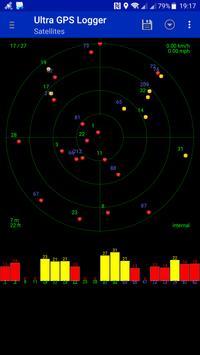 Ultra GPS Logger скриншот 4