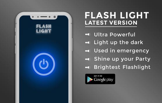 Mobile Flashlight screenshot 2