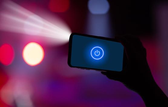 Mobile Flashlight screenshot 4