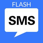 Flash SMS icon