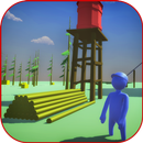 People Fall Flat On Human APK Android