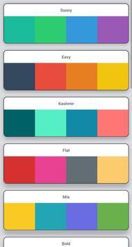 UI colors screenshot 2