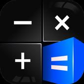 HideX – Calculator Lock , App Hider & Photo Vault आइकन