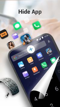 HideX: Calculator Vault to Hide Picture & Hide App स्क्रीनशॉट 3