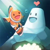 Abyssrium World: tap tap fish icon