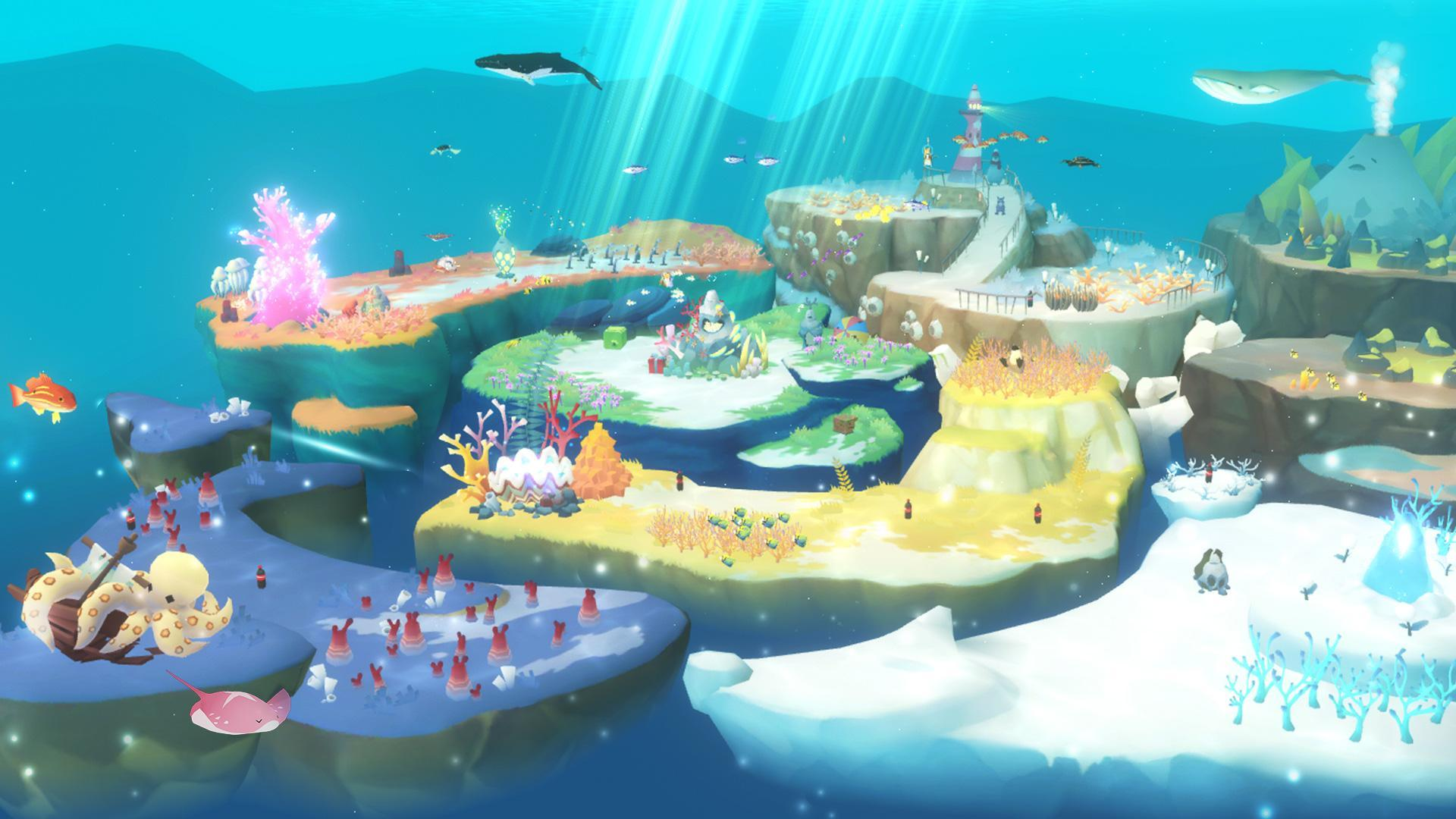 Abyssrium World: Tap Tap Fish is Now Available for Pre-Registration