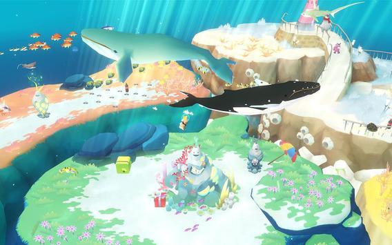Abyssrium World: tap tap fish screenshot 1