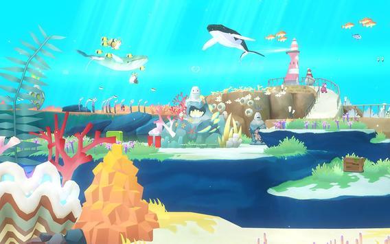 Abyssrium World: tap tap fish screenshot 2