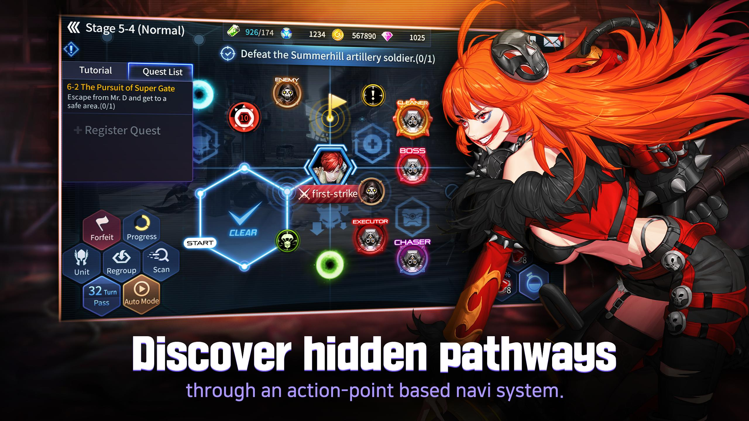 GATE SIX for Android - APK Download