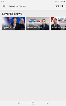Newsmax screenshot 5