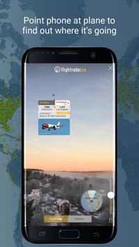 4 Schermata Flightradar24