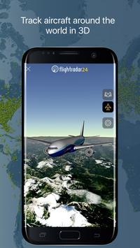 5 Schermata Flightradar24