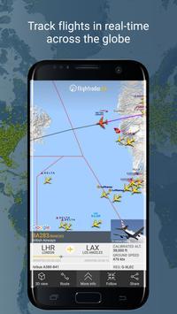 Flightradar24 الملصق