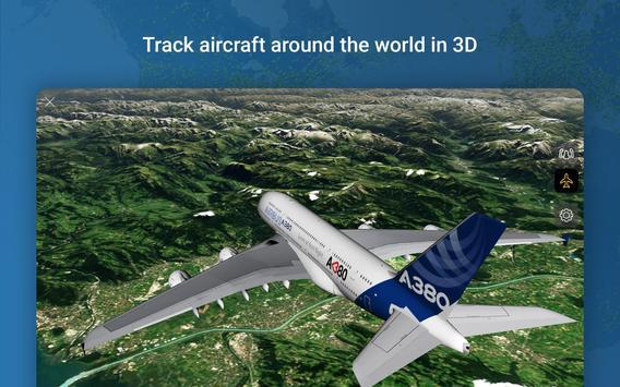 Flightradar24 screenshot 13