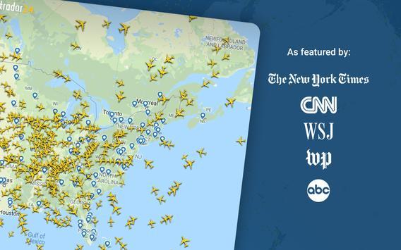 Flightradar24 截圖 17