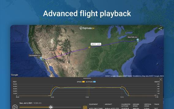 Flightradar24 截圖 15