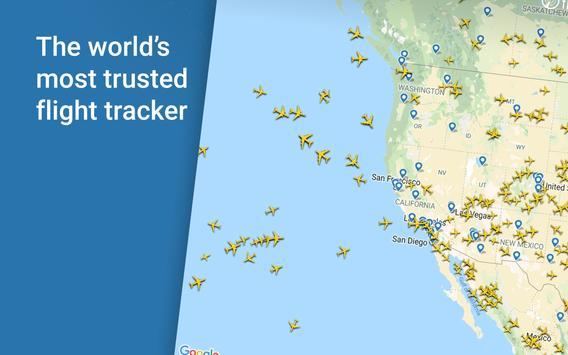 Flightradar24 截圖 16