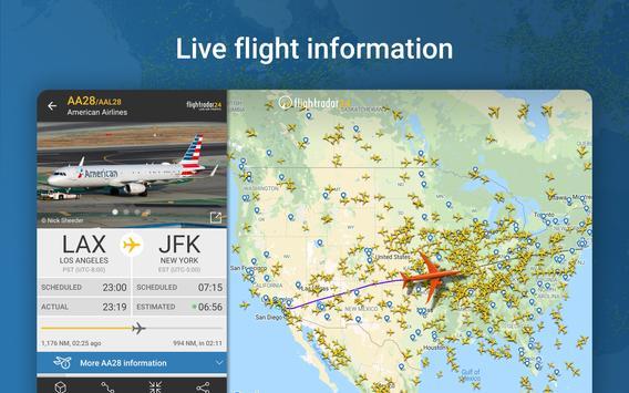 Flightradar24 截圖 18