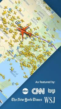 Flightradar24 screenshot 1