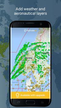Flightradar24 imagem de tela 2