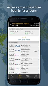 Flightradar24 imagem de tela 3
