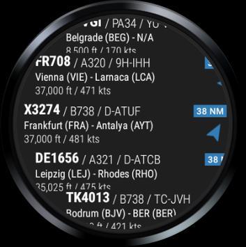 Flightradar24 スクリーンショット 22