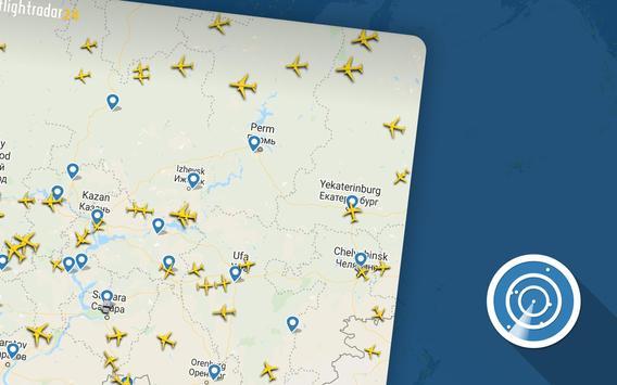 Flightradar24 скриншот 8