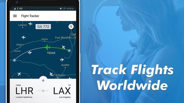 Flight Tracker poster