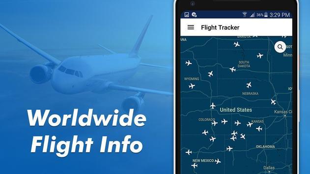 Flight Tracker screenshot 1