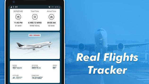 Flight Tracker screenshot 5