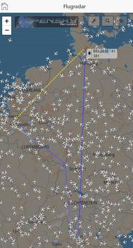 Flightradar - Airplane Tracker poster